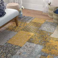 Yellow And Gray Rug For Living Room Decorating Ideas Grey Sofa Rugs You Ll Love Wayfair Co Uk Symphony Handmade Area