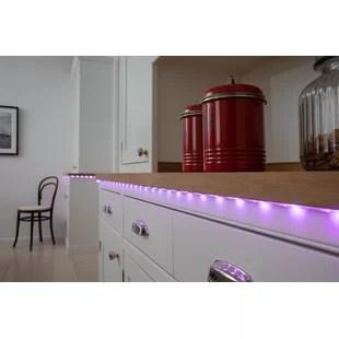 6 foot indoor smart led flex light strip full color apple homekit compatible