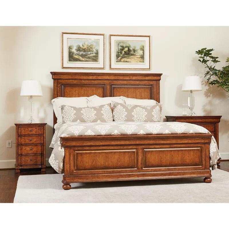 louis philippe configurable bedroom set