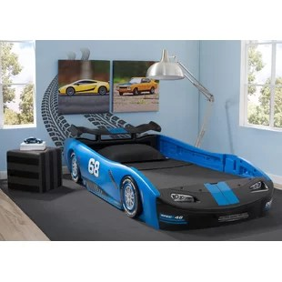 zion turbo twin car bed