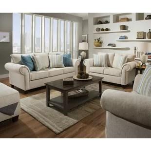 coastal living room furniture sets elegant rooms images you ll love wayfair cowan configurable set