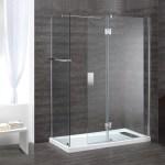 Nevis 46 6 X 79 Pivot Frameless Shower Door