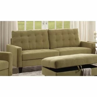 color sofa traditional sofas for small rooms mustard wayfair quickview