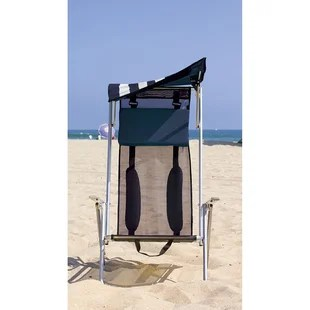 chair with canopy butterfly chairs target beach lawn you ll love wayfair shade folding