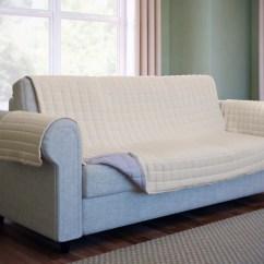 Sofa Box Cushion Covers Mini For Bedroom Wayfair Basics Slipcover