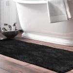 Black Bath Rugs Mats Free Shipping Over 35 Wayfair
