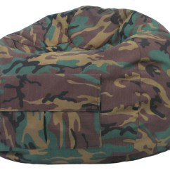 Bean Bags Chair Modern Rolling Dining Chairs Gold Medal Camouflage Bag Reviews Wayfair