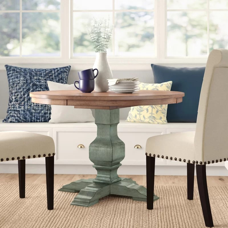 Diy Small Round Dining Table