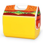 Igloo 16 Qt Igloo Bob S Burgers Playmate Elite Limited Edition Hamburger Cooler Reviews