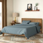 Light Wood Twin Beds You Ll Love In 2021 Wayfair