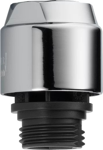 Universal Showering Components Vacuum Breaker Finish: Chrome