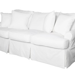 White Chair Slipcover T Cushion Evenflo Majestic High Seat Cover Beachcrest Home Coral Gables Sofa Reviews Wayfair