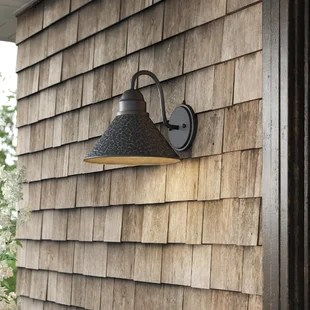 photocell included outdoor wall lights