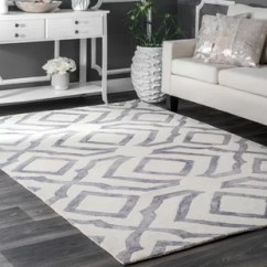 Grey Living Room Area Rugs Furniture Ideas Around Fireplace 6 X 9 Joss Main Beatrix Light Gray Rug