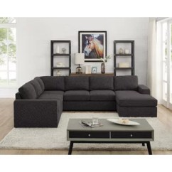 Modular Living Room Furniture Brown And Red Decor Sectionals You Ll Love Wayfair Ca Shanon Sectional