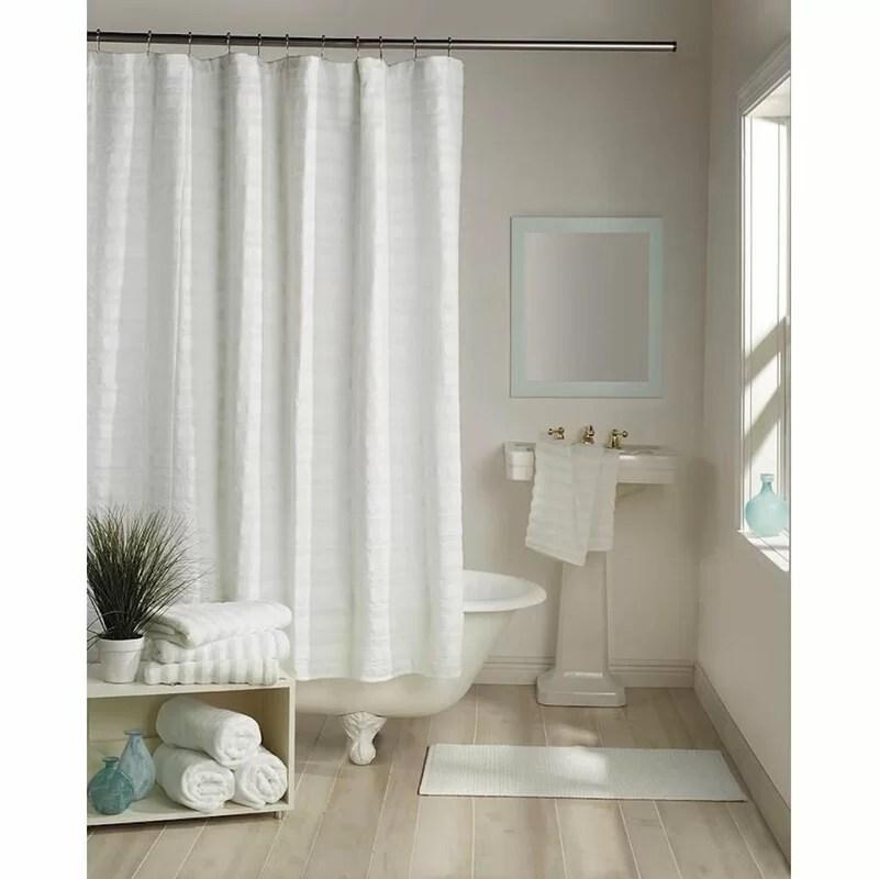 urban dash single shower curtain
