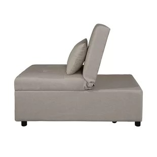chair to bed convertible pipeless pedicure chairs canada modern allmodern quickview