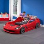 Step2 Corvette Car Toddler Bed Reviews Wayfair