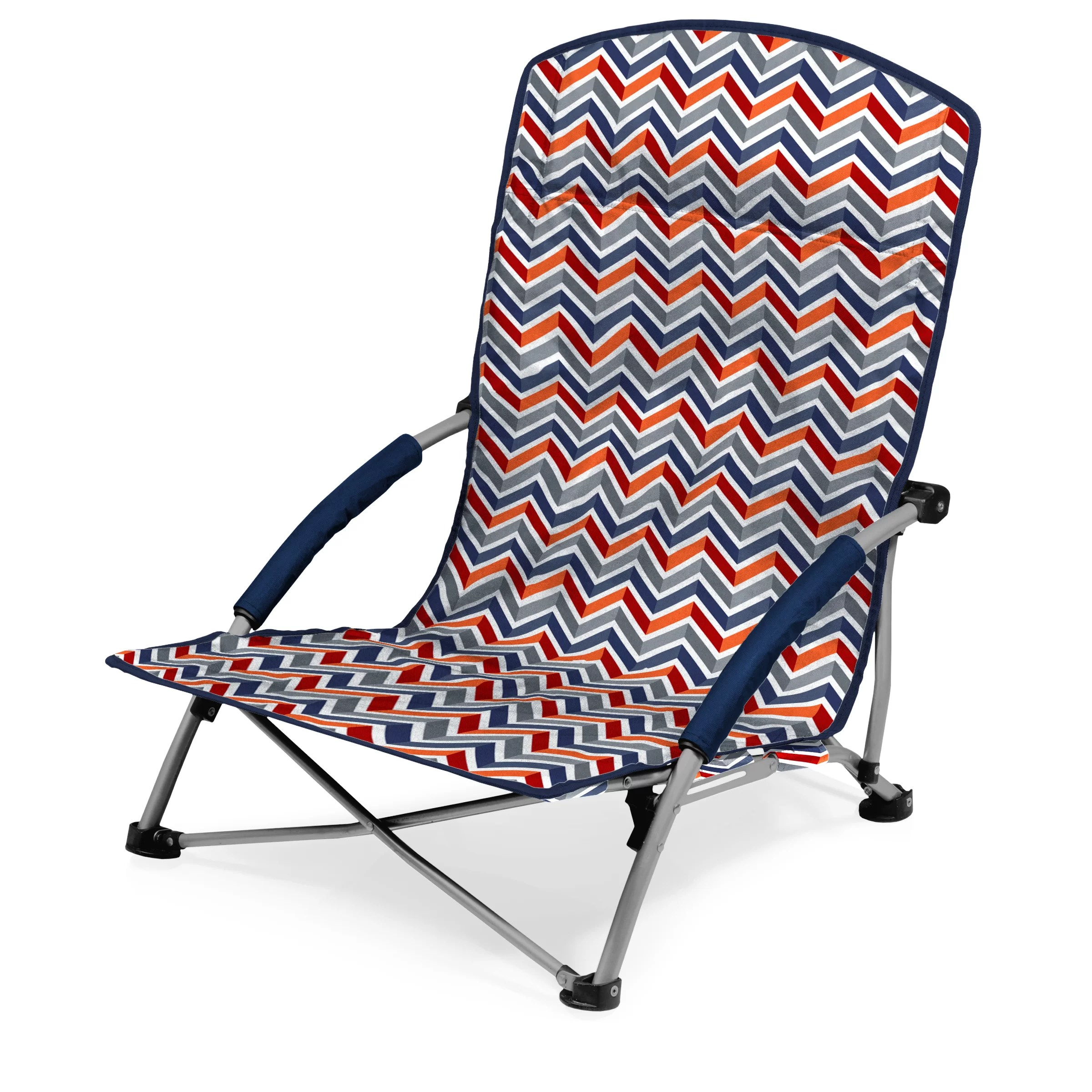 Portable Beach Chair Eulalie Tranquility Portable Folding Beach Chair