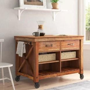 vargas kitchen cart