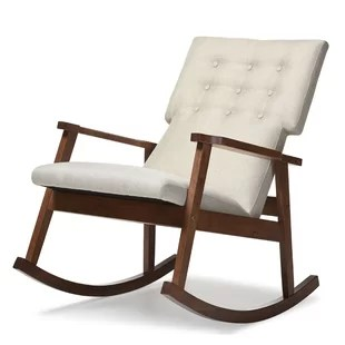 danish modern rocking chair cymax dining chairs gliders allmodern quickview