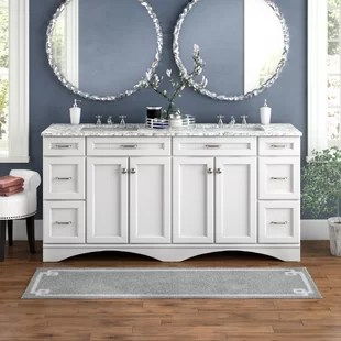 72 inch vanities you'll love | wayfair