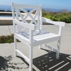 Wooden Porch Chairs Cost Of Wheel Garden Wayfair Co Uk Holladay Outdoor Wood Chair