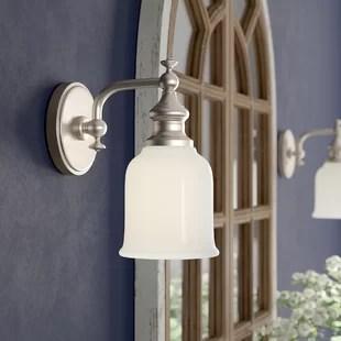 french country bathroom vanity lighting