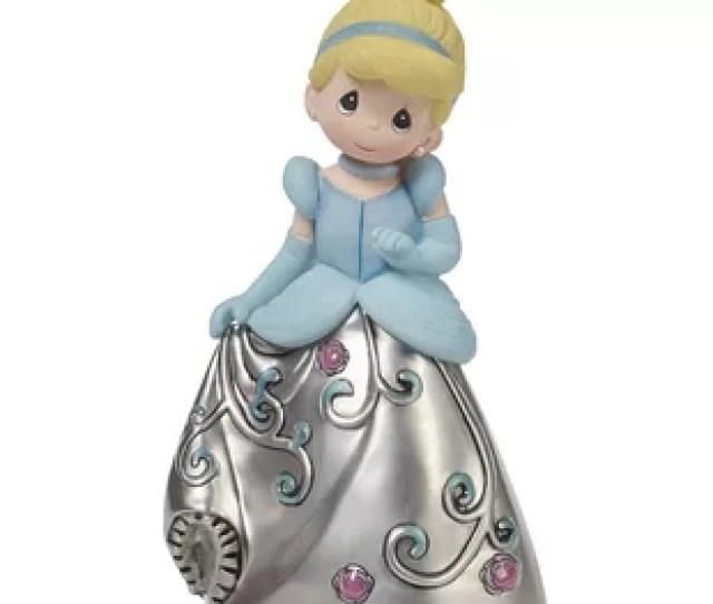 Disney Showcase Princess Cinderella Decorative Bell Resin Zinc Alloy Figurine