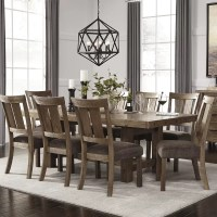 Etolin 9 Piece Dining Set & Reviews | Birch Lane