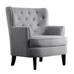 accent chair gray walmart glider grey chairs joss main quickview beige