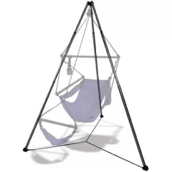 Hanging Chair Stand Only Lounge Chairs For Outside Wayfair Aluminum Hammock