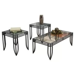 Places To Borrow Tables And Chairs Pictures Of For Bedrooms Coffee Table Sets You Ll Love Wayfair Villarreal 3 Piece Set