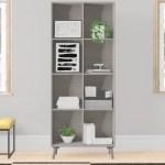 Zipcode Design Buena Vista Mid Century Cube Bookcase Reviews Wayfair