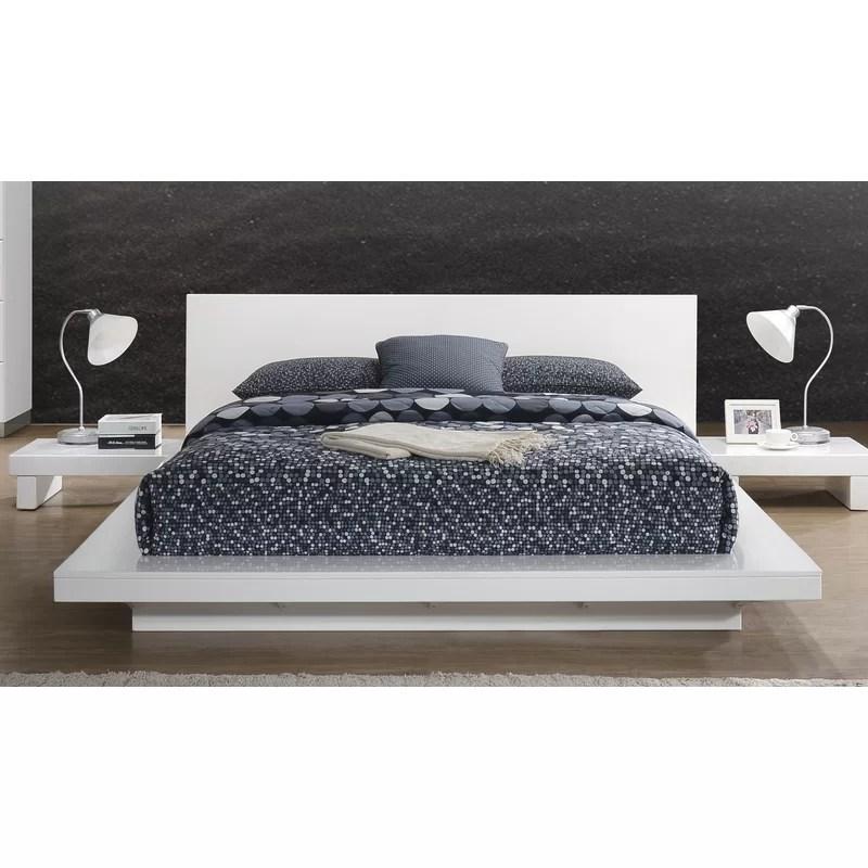 montserrat platform bed