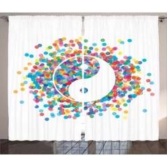 huntington home rainbow curtains wayfair