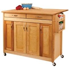 Catskill Craftsmen Kitchen Island Modern Sinks With Wood Top Wayfair