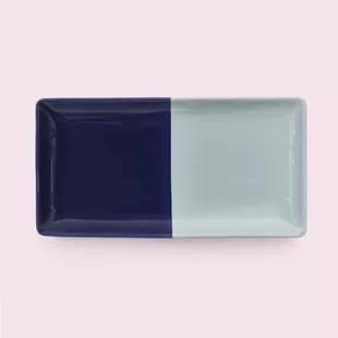 half dot bathroom accessory tray