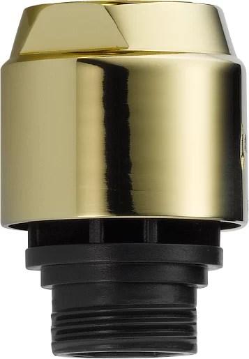Universal Showering Components Vacuum Breaker Finish: Brilliance Polished Brass