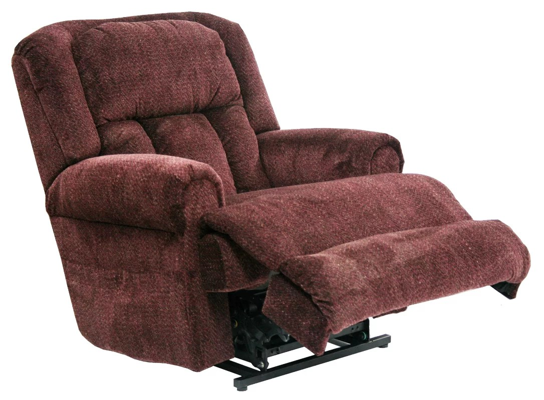 assisted lift chair ebay massage catnapper burns lay flat power assist recliner
