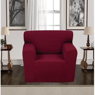 slipcover for chair and a half best recliner slip cover wayfair quickview