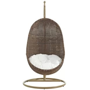 swing chair pics cushions at pier one hammocks chairs joss main bean with stand