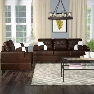 small living room furniture sets how to furnish with fireplace you ll love wayfair wamsutter 2 piece set by trent austin design