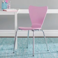 Pink Kids Chair Cheap Rocking Chairs For Nursery Desk Wayfair Quickview