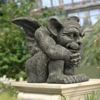 Design Toscano Emmett the Gargoyle Statue & Reviews   Wayfair