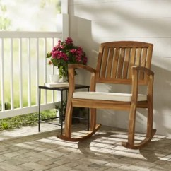 Nursery Rocking Chair Wayfair Patio Covers Canada Retro Kairi With Cushion