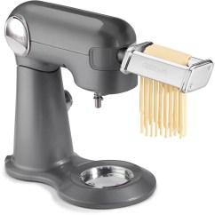 Kitchen Aid Pasta Mid Century Table Kitchenaid Roller Wayfair And Cutter Attachment