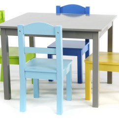 Kids Chair Set Barrel Chairs For Sale Zoomie Daxton 5 Piece Writing Table And Reviews Wayfair