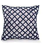 Jessica Simpson Home Verbena French Knot Cotton Throw Pillow Wayfair