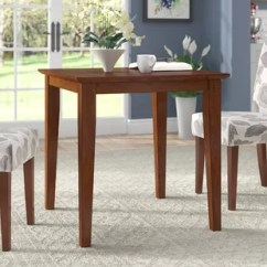 Unfinished Kitchen Chairs Revolving Office Armchair Dining Tables You Ll Love Wayfair Quickview